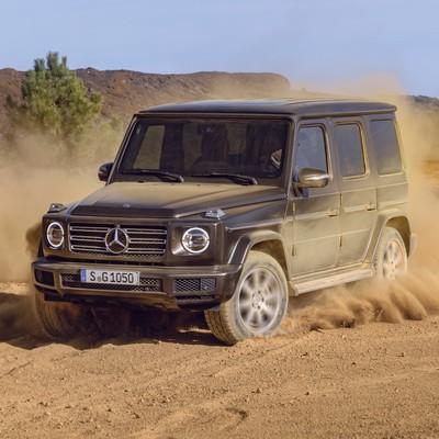 不敗經典Mercedes-Benz G-Class