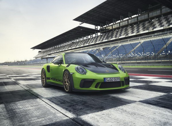 Porsche最強NA作品 991.2 GT3 RS