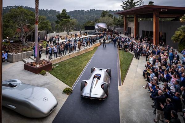 概念、量產車齊發的圓石灘車展