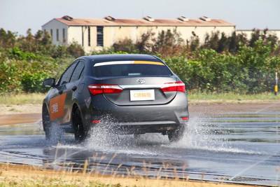 ESC成為標配  國產車的全新里程碑