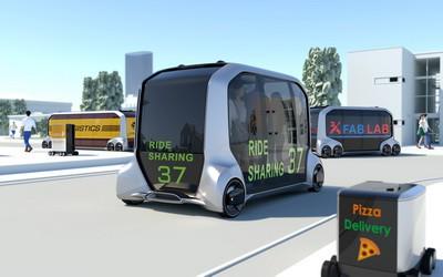 2018 CES消費性電子展  揭開零排放未來序幕