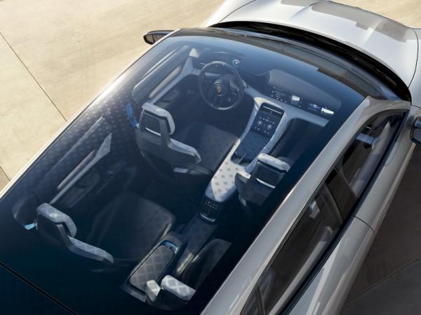 跨界電動車Porsche Mission E Cross Turismo