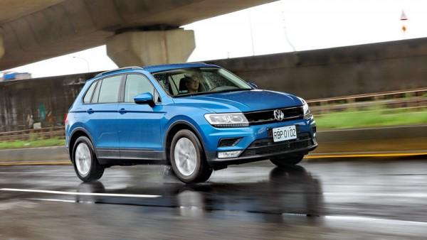 來的好~VW車系導入ACC與AEB,價格小小漲!