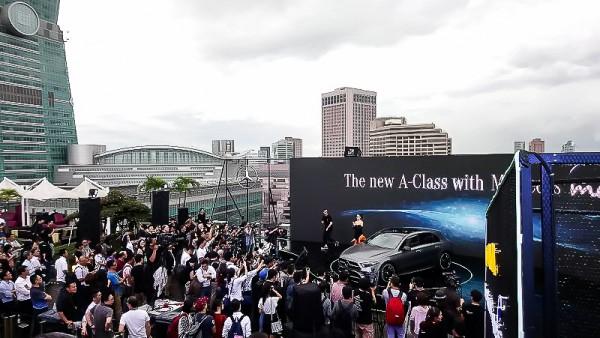 大改款A-Class正式登台  MBUX介面、1.3升渦輪引擎同時亮相
