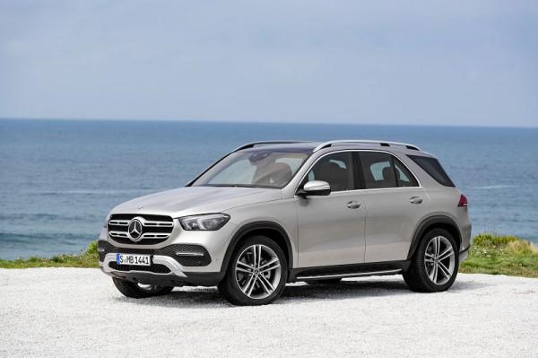 Mercedes-Benz GLE大改款 主打48V高電壓+輕油電動力