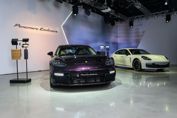 全台限量6輛 Porsche Panamera Exclusive