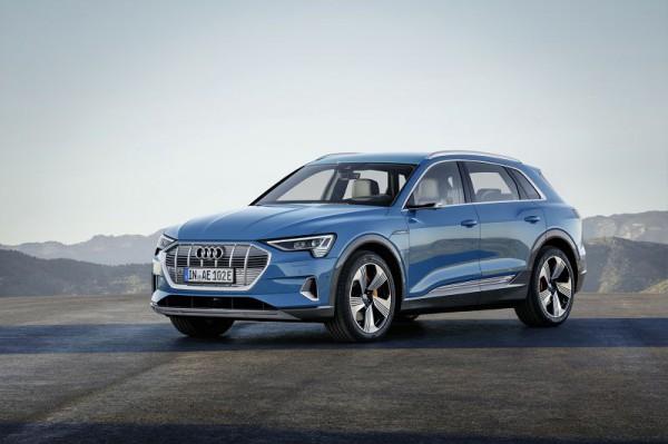 Audi純電動SUV首作「e-tron」