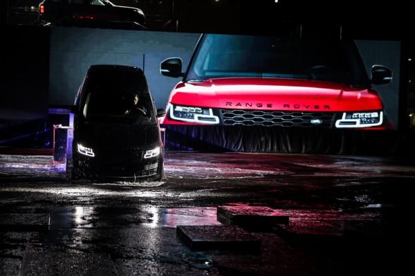 頂尖產品全員到齊-Range Rover & Range Rover Sport發表會