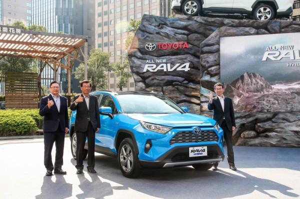 RAV4挑戰年銷三萬台! 大改款全車系編成、價格全盤分析