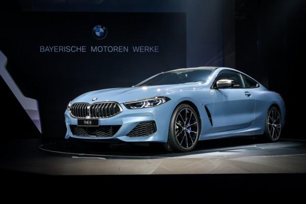單一M850i動力 BMW 8 Series售價678萬元起