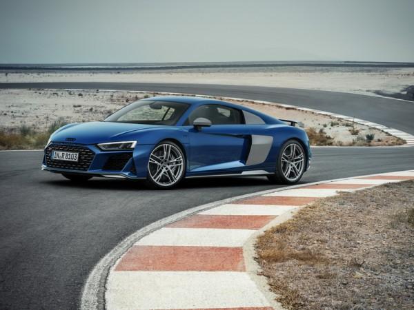 想當鋼鐵人要快 2022年Audi R8說再見