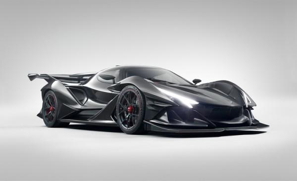 V12 NA強勢新作 Apollo IE今夏限量發售