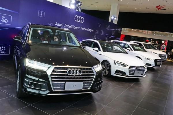 Audi全新19年式新車登台 大改款A6、A7 Sportback、A8再等等