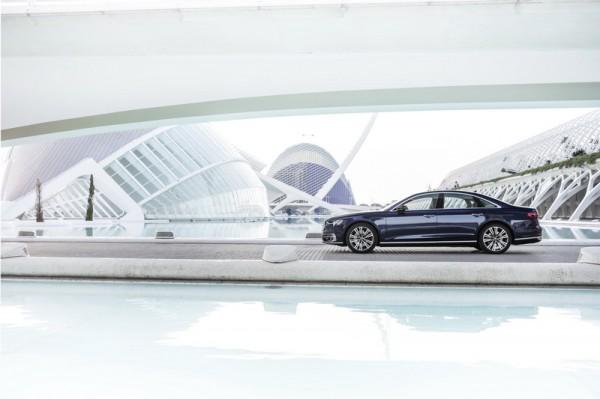 398萬元起!大改款Audi A8即日起開始預售