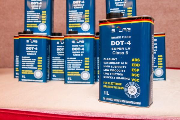 台灣知名大廠光洋科攜手德國技術 打造全新品牌「SOLAR」搶進頂級煞車油市場