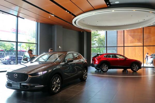 Mazda CX-30國內首度現身,本月底前正式發表!