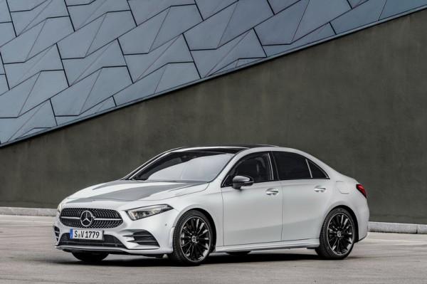 160萬元起!Mercedes-Benz A-Class Sedan正式報到