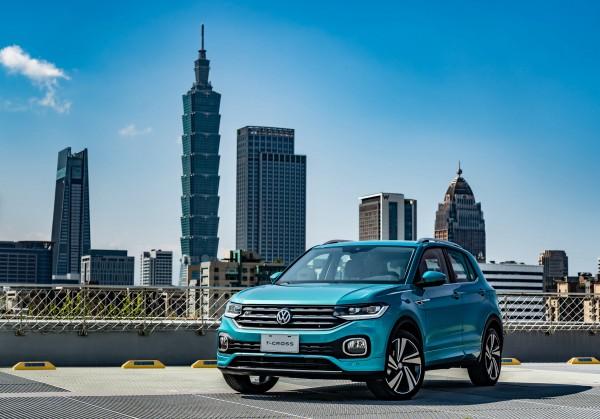 VW最小跨界休旅成員T-Cross 11月8日正式登場!