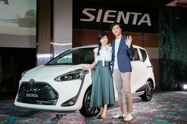 小改款Toyota Sienta上市