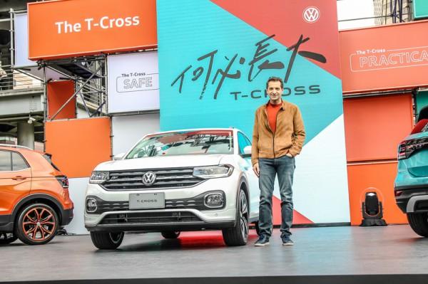 VW T-Cross 新星登台