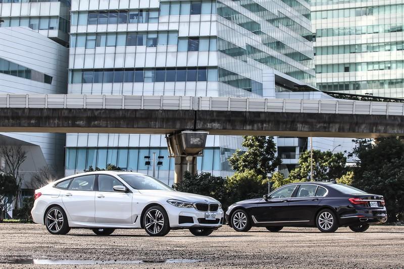 同門師兄—相殘?互補? BMW  630i GT vs. 730i