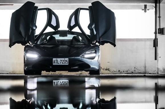 McLaren 720S-外星戰艦