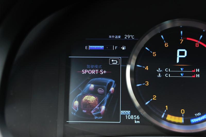可程式化操控系統實戰 Lexus  Drive Mode Select