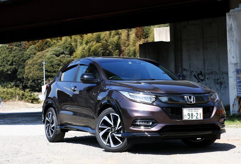 日規HR-V  完熟體Honda Vezel