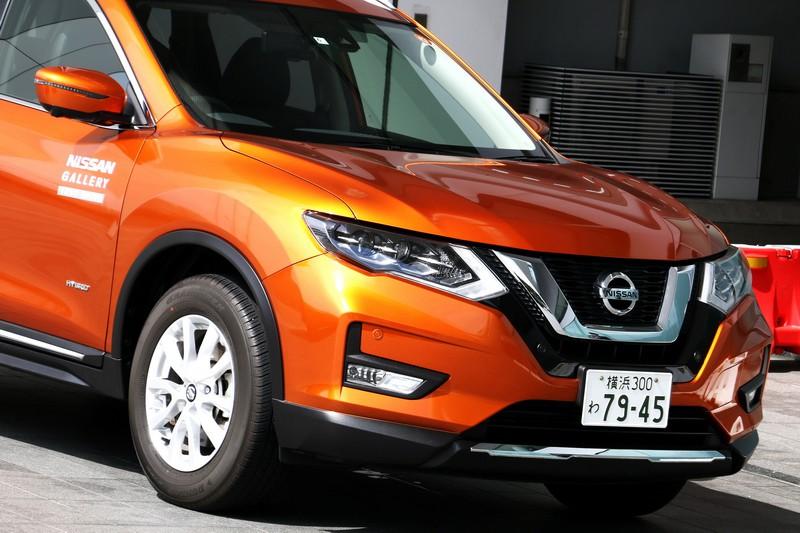 Nissan X-Trail Hybrid 半自動駕駛系統日本實地測試