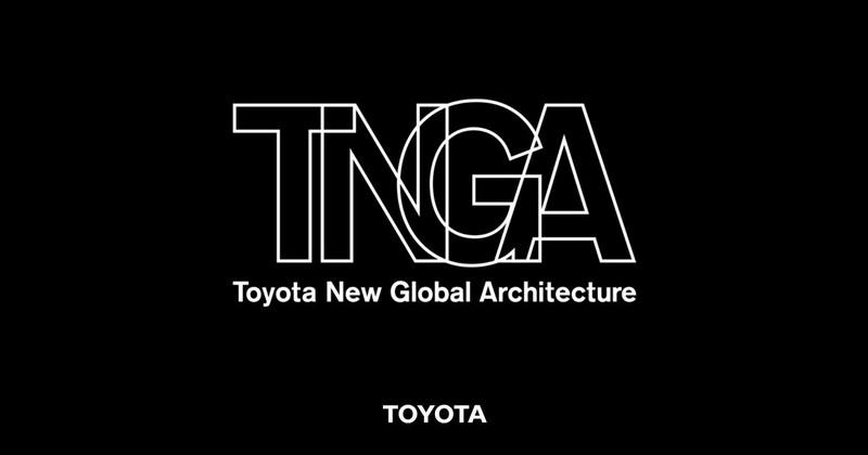 Toyota神兵利器  TNGA大軍來襲