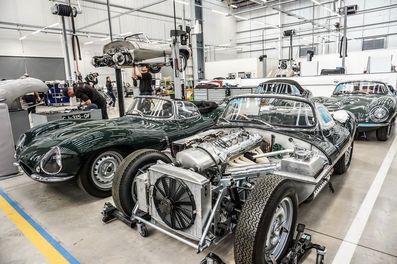 Jaguar&Land Rover 英倫參訪之旅