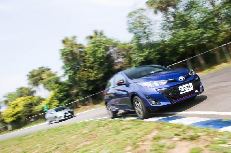 為安全而測  賽道激駕不失控Toyota Yaris+VSC