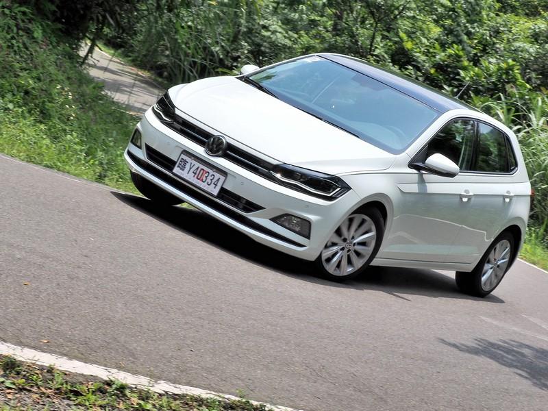 以下犯上 VW New Polo