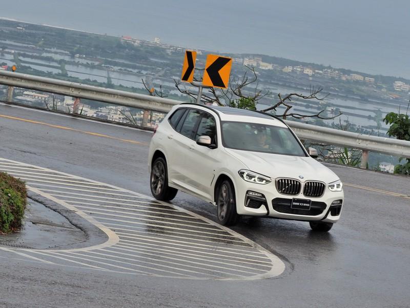 1A2B 高性能SUV小組對抗  BMW X3 M40i