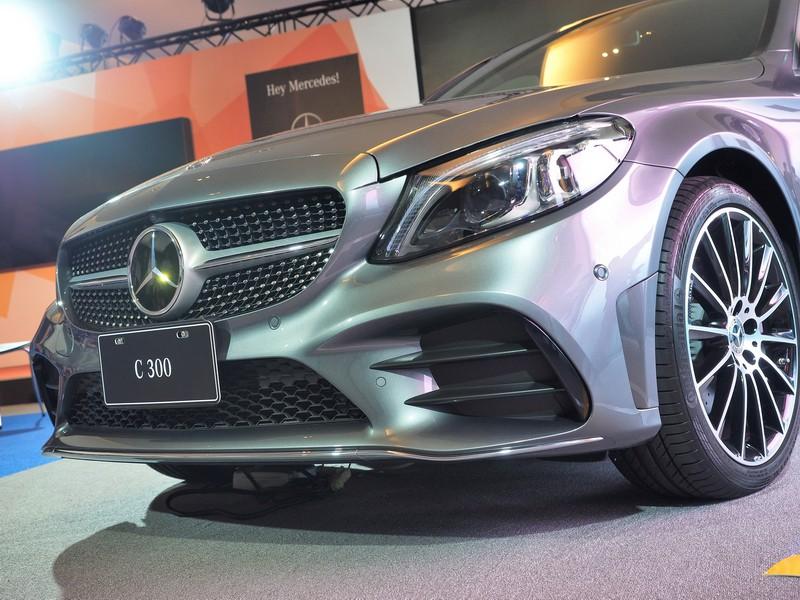 前進未來 Mercedes-Benz  A & C-Class科技營