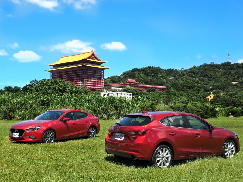 心動價值 Mazda 3