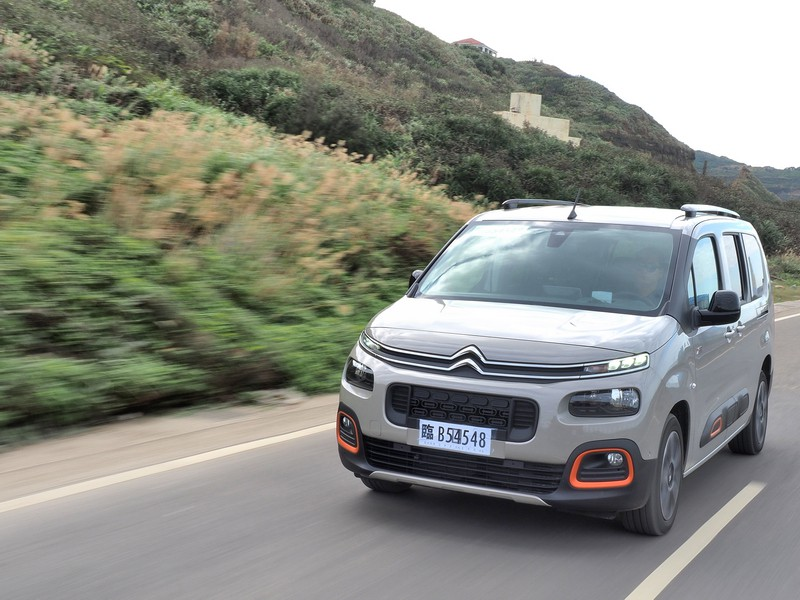 法蘭西的理性  Citroen Berlingo XTR