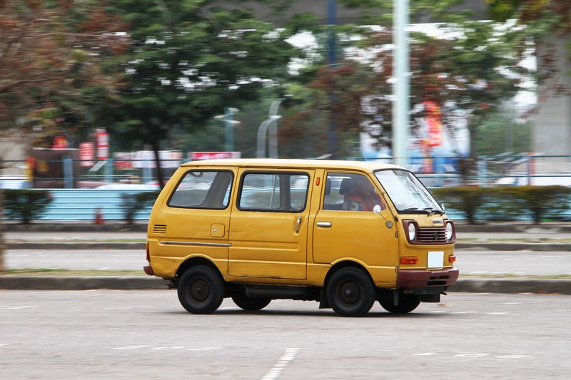 老車回憶系列-7 迷你車特輯:1977 Daihatsu Hijet