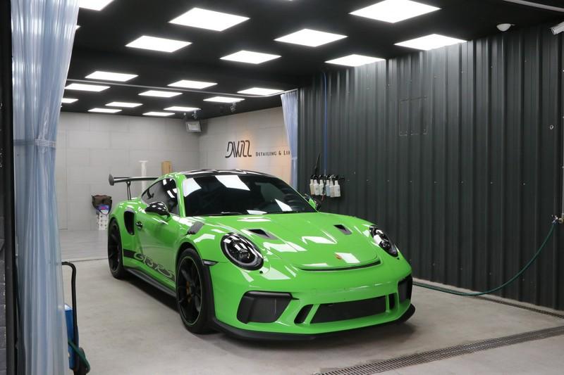 車漆保護 找專業就對了-DW22專業車體防護 991.2 GT3 RS╳3M Pro 4.0烤漆保護膜(犀牛皮)