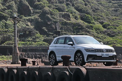 IQ.DRIVE半自動駕駛報到-VW Tiguan 380 TSI R-Line Performance