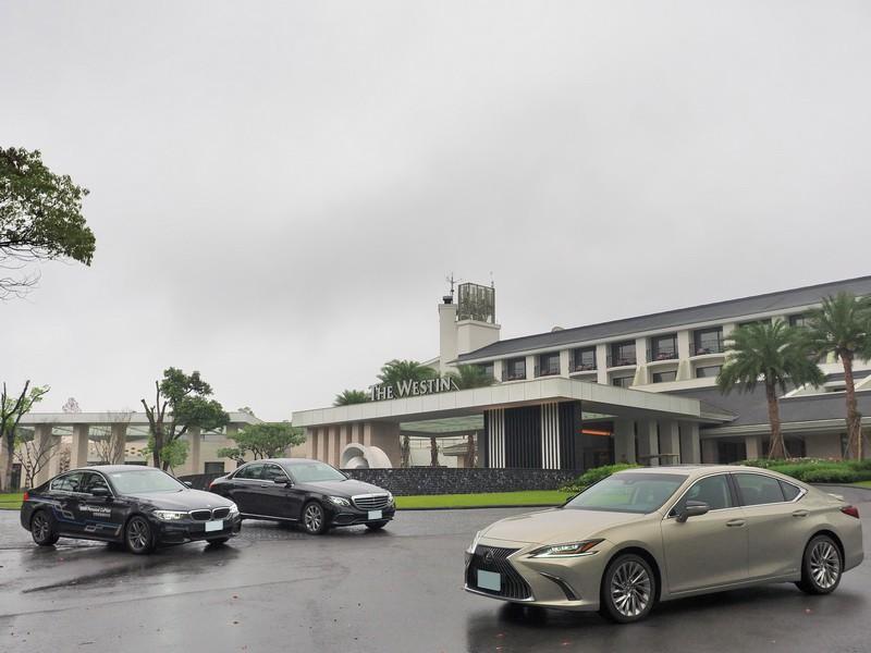 成就人生-Lexus ES、Mercedes-Benz E-Class、BMW 5 Series