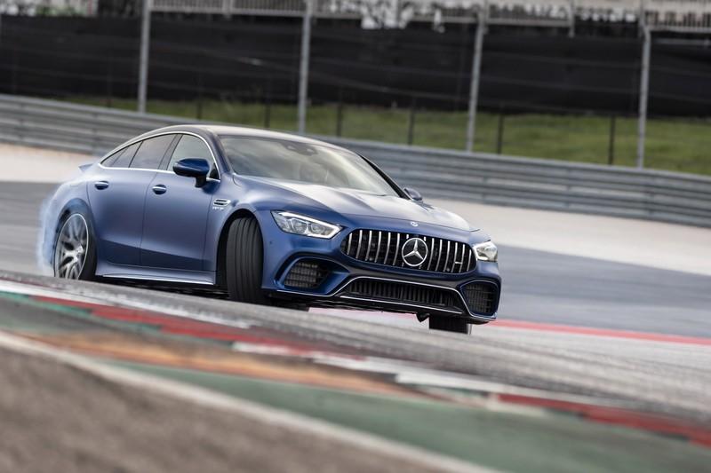 快無止境  Mercedes-AMG GT 63 S 4MATIC+ 4-Door Coupe