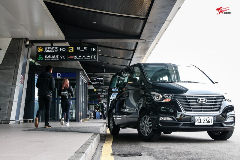 歐風小修 再戰沙場-Hyundai Grand Starex