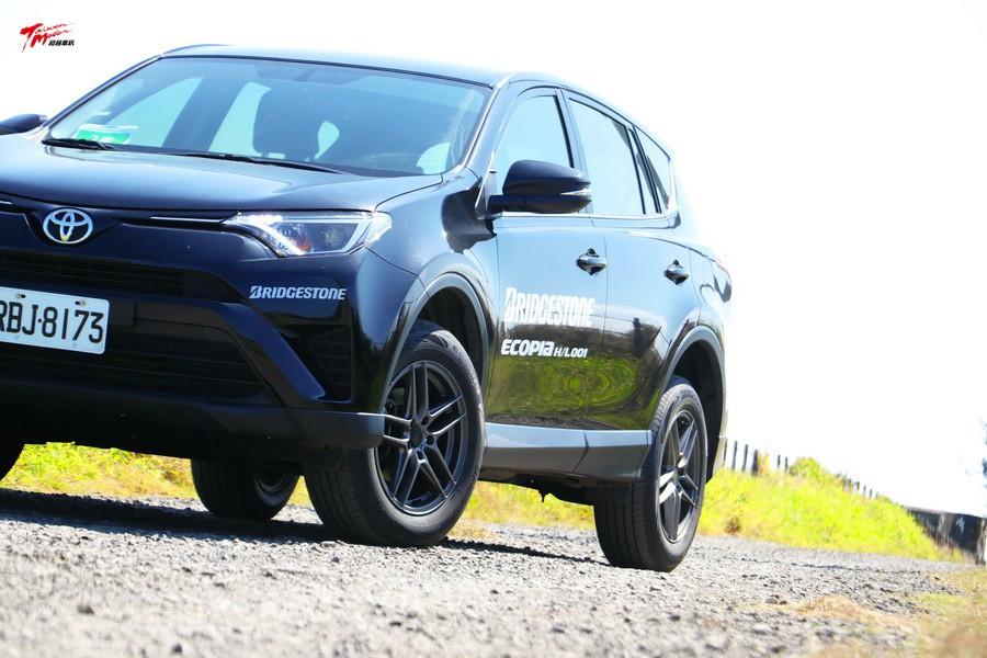 SUV好夥伴-Bridgestone Ecopia H/L001試駕體驗