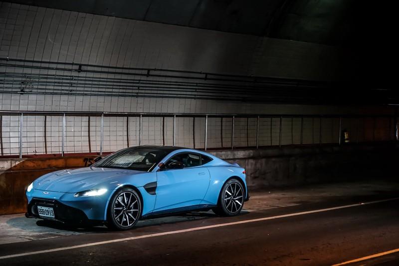 不忘本命—Aston Martin Vantage
