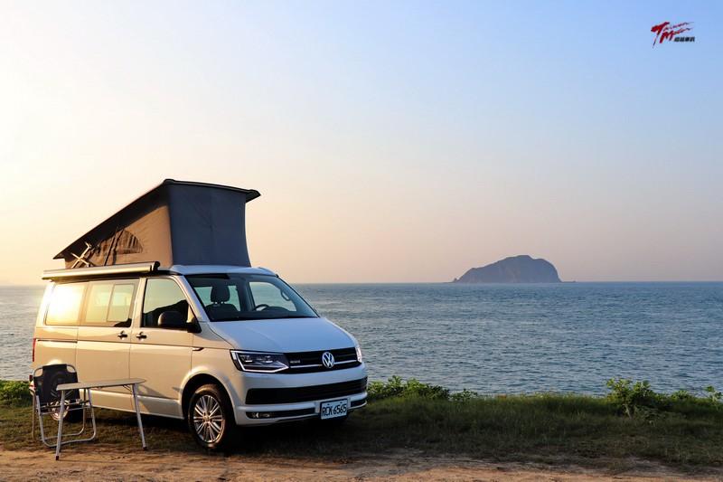 私家移動城堡—VW California Coast