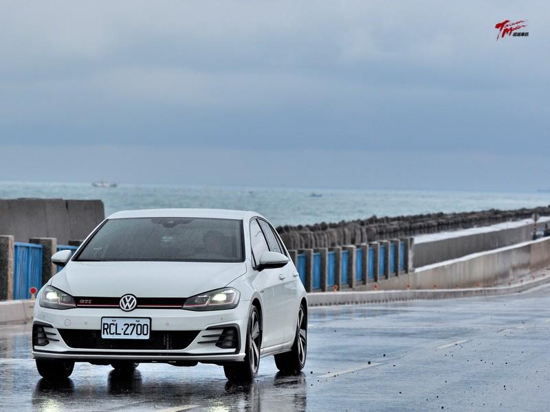 補齊最後一塊拼圖—VW Golf GTI Performance