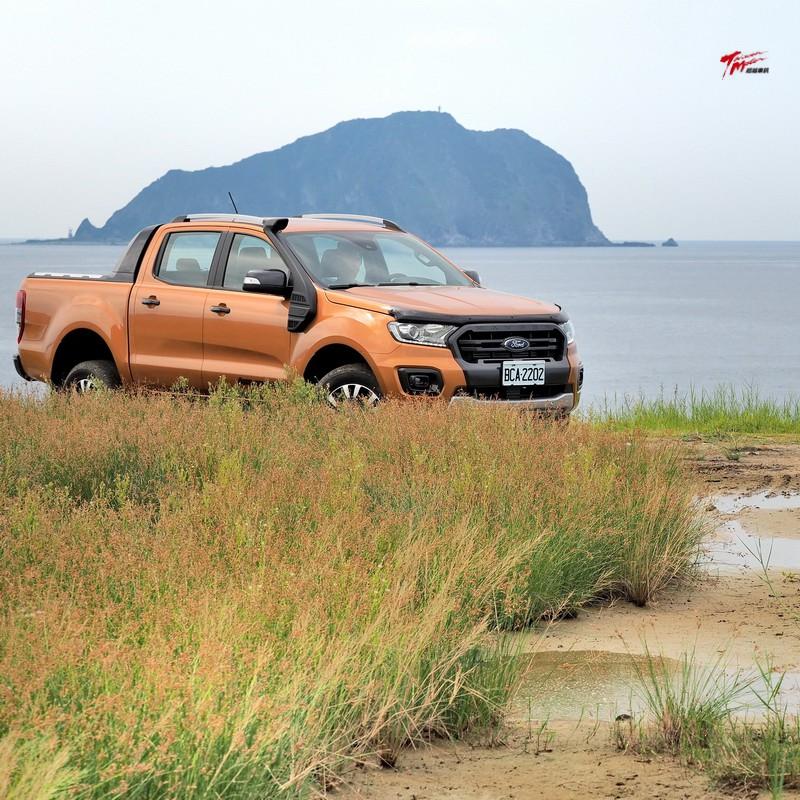 皮卡也吹起安全風—Ford Ranger