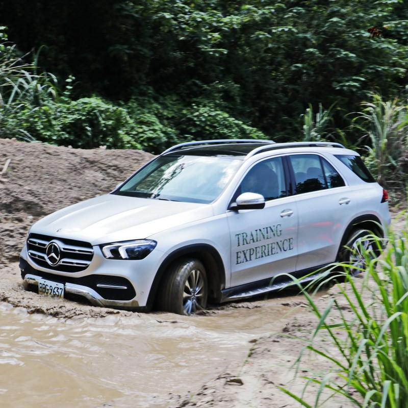 舒適調性不改,科技耳目一新—Mercedes-Benz GLE