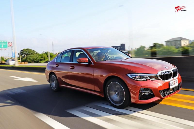「轉大人」的美好與代價-BMW 320i M Sport